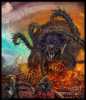 Hound of Greed by Tony Koehl