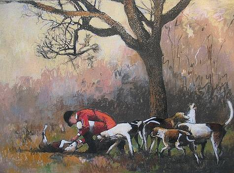Hounds by Anne Lattimore