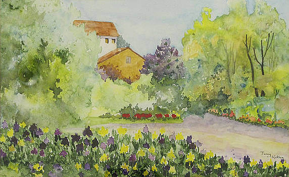 House and Garden by Jerry Kelley