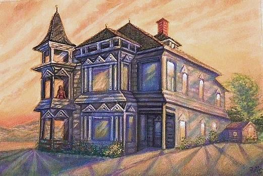 House at Half Moon Bay by Raffi Jacobian