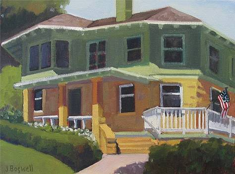 House at Knowlwood by Jennifer Boswell