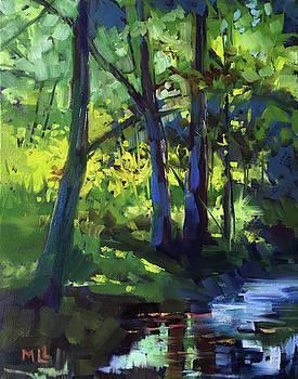 House Creek by Marla Laubisch