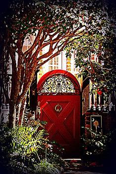Susanne Van Hulst - House Door 5 in Charleston SC