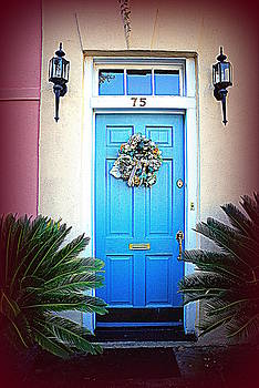 Susanne Van Hulst - House Door 6 in Charleston SC