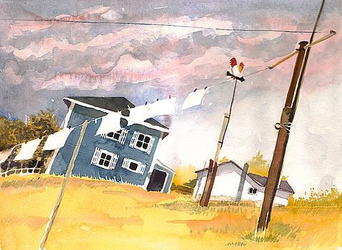 House in Bay Roberts by Omar Jaramillo