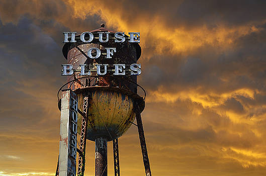 House Of Blues  by Laura Fasulo