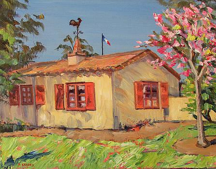 House of France Balboa Park by Robert Gerdes