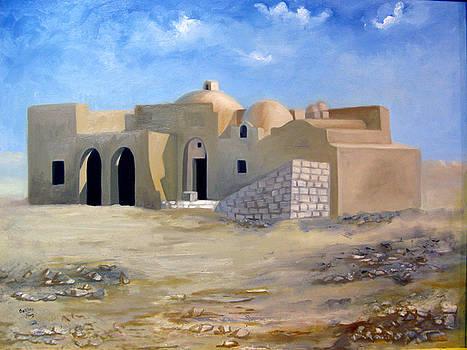 House of Nubian by Galileo Art