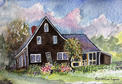 House Portrait 2 by Cori Caputo
