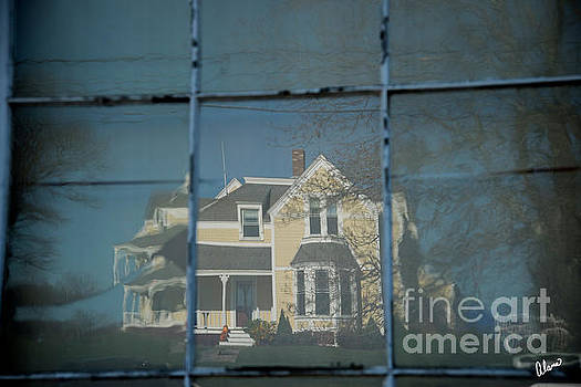 House Reflections  by Alana Ranney