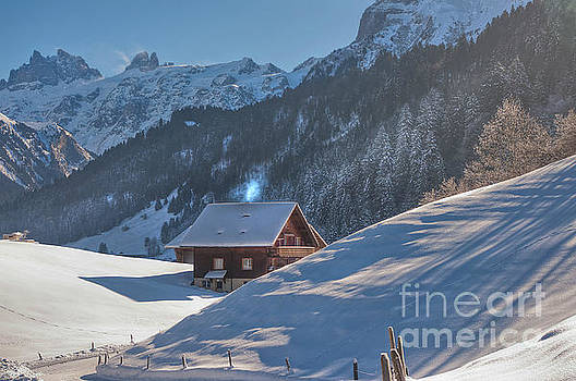 House with a view - Engelberg by Caroline Pirskanen
