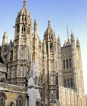 Houses of Parliament by Robert Meyers-Lussier
