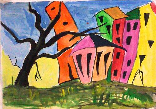 Houses... by Sonali Singh