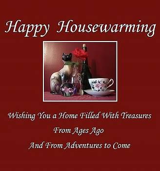 Housewarming  by Mary Ellen Frazee
