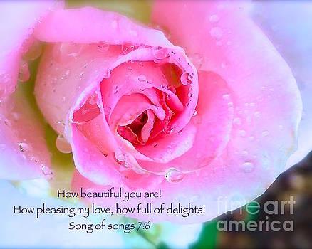 How beautiful you are by Wonju Hulse