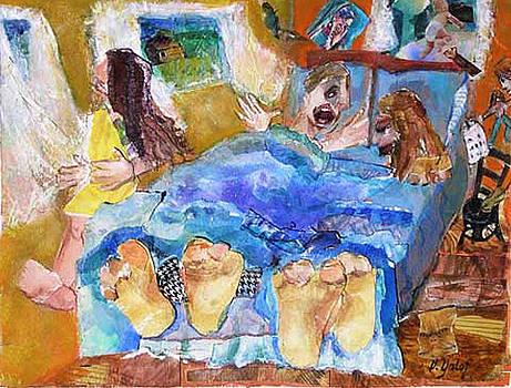 How Can You Sleep by Barbara Yalof