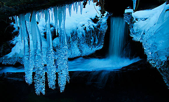 Ice Flow by Sean Sarsfield