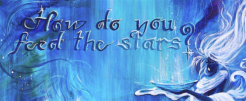 How do You Feed the Stars by Jennifer Christenson