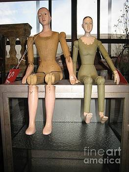 How Much Are Those Dollies in the Window? by Glenda Zuckerman