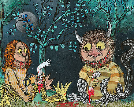 How the Wild Things Do by Jacob Wayne Bryner
