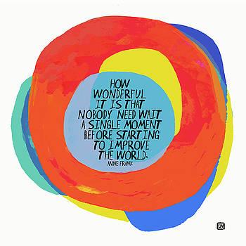 How Wonderful by Lisa Weedn