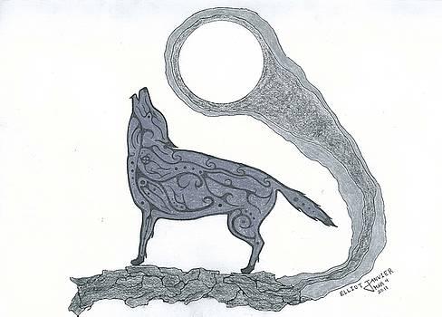 Howling by Elliot Janvier