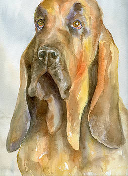 Hown' Dawg by Susan Porter