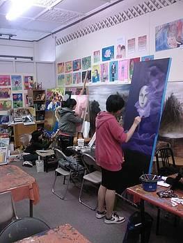 HSC Art Workshop by Croydon Art studio