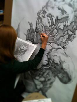 HSC Workshop by Croydon Art studio