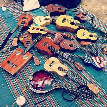 Huahaaaaaa Uke Strike! #uke #ukulele by Dadi Setiadi