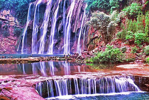 Dennis Cox - Huangguoshu Falls