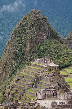 Bob Phillips - Huayna Picchu Mountain Two