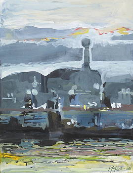 Hudson by David McKee