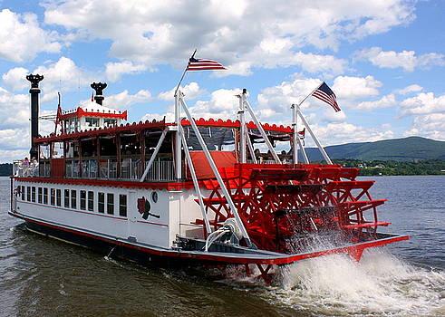 DazzleMe Photography - Hudson River - River Rose