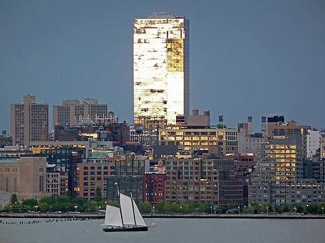 Steve Breslow - Hudson River Sail