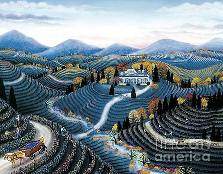 Hudson Valley by Kathy Jakobsen