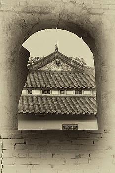 Hue Citadel by Hitendra SINKAR