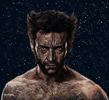 Hugh Jackman is The Wolverine by Neil Feigeles