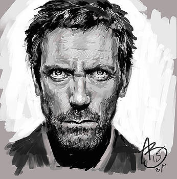 Anthony Brooks - Hugh Laurie