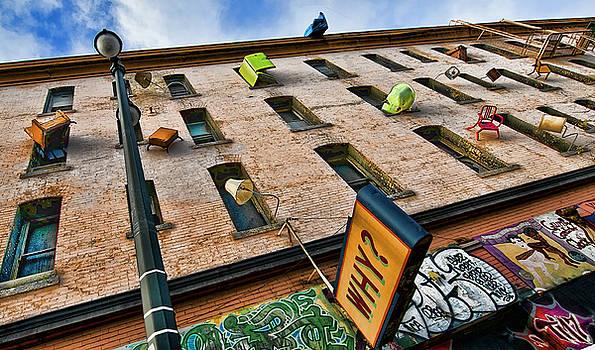 Hugo Hotel  by Steve Siri
