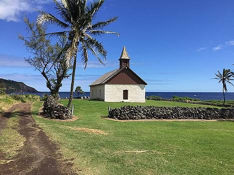 Huialoha Church of Christ est. 1859 by R A W M