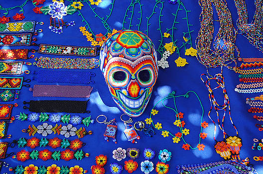 Huichol Art Mexico by George Olney