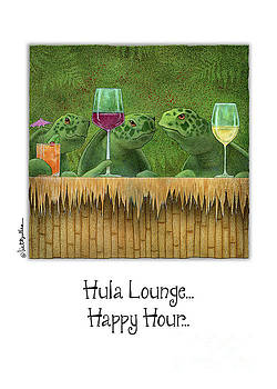 Will Bullas - Hula Lounge Happy Hour...