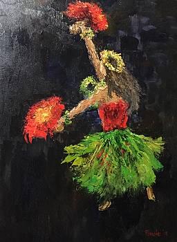 Hula, Uli Uli by Ed Furuike