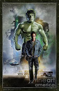 Hulk by Gerardo Moreno
