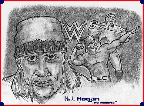 Chris  DelVecchio - Hulk Hogan