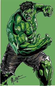 Hulk by Robert Massetti