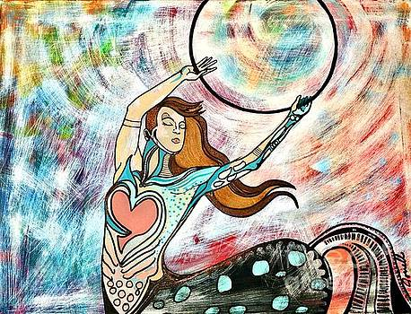 Hulla Hoop by Amy Sorrell