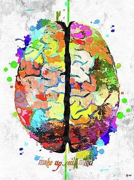 Human Brain   by Daniel Janda