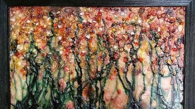 Human landscap  by Ghena Ezzo